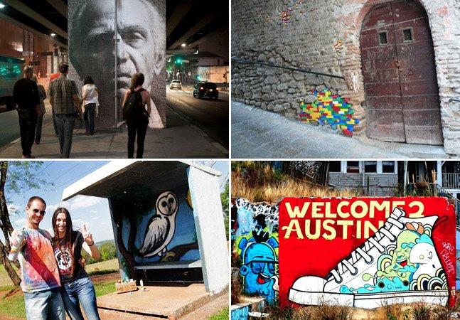 5 intervenções urbanas pelo mundo que provam que a arte transforma a vida na cidade