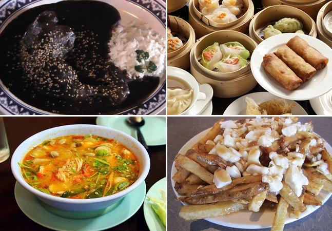 10 pratos típicos pelo mundo que você precisa provar pelo menos uma vez na vida