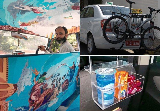 3 exemplos de como os táxis estão inovando mundo afora
