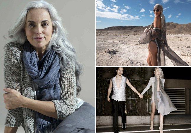 Sem segredos: ela tem 59 anos e ainda faz sucesso como modelo
