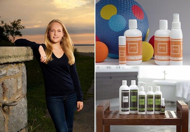 Jovem de 21 anos fatura US$ 20 milhões com a venda de cosméticos livres de substâncias tóxicas