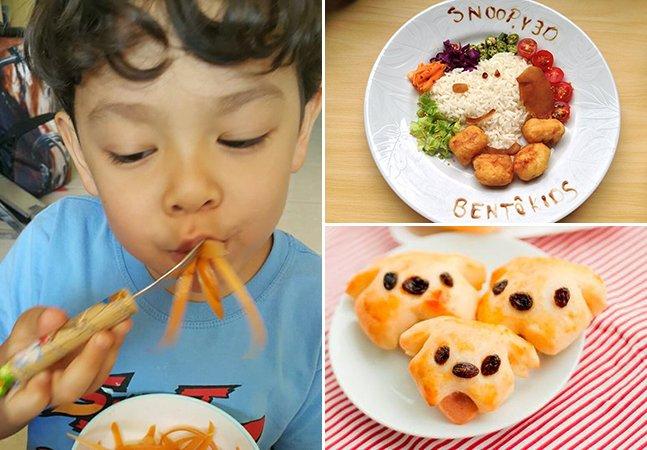 Empresa brasileira conquista mercado com marmitas saudáveis e criativas para crianças