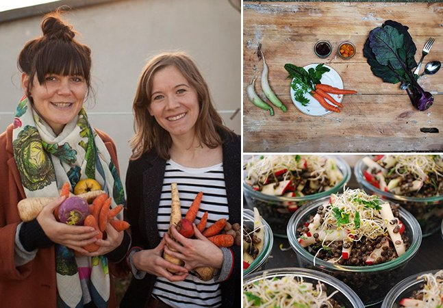 Empresa utiliza comida que iria para o lixo para criar incríveis banquetes