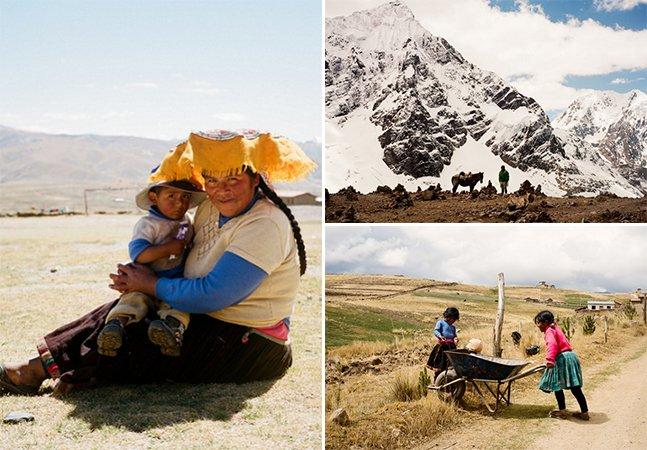 Fotógrafo agradece o tempo passado no Peru e as pessoas que conheceu com incríveis fotografias