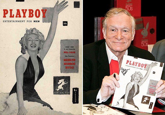 Playboy inova e deixa de ter mulheres nuas a partir do próximo ano