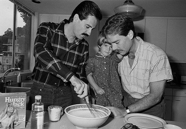 Série de fotos intimista mostra como era a vida de casais homossexuais nos EUA antes da legalização do casamento