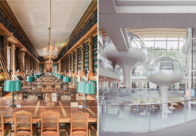 Fotógrafo viaja em busca das livrarias mais incríveis ao redor do mundo