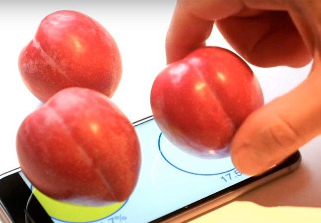 Como um programador transformou seu iPhone 6 em uma balança de alimentos