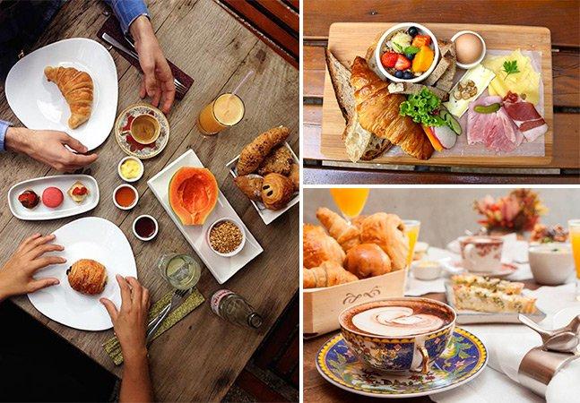 Seleção Hypeness: 20 lugares para tomar um café da manhã caprichado em SP