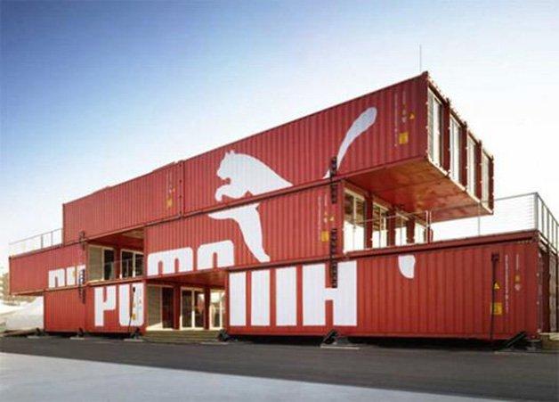 container-loja
