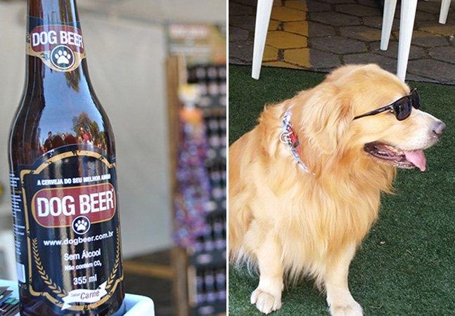 Conheça a cerveja brasileira criada especialmente para cães