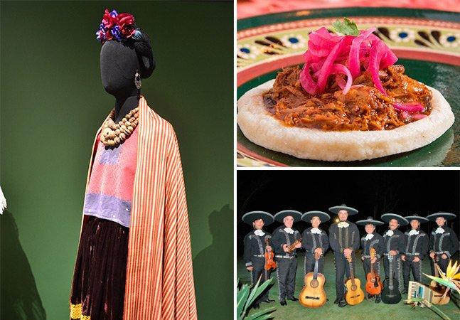 Exposição de Frida Khalo ganha festa e feira gastronômica no feriado em SP