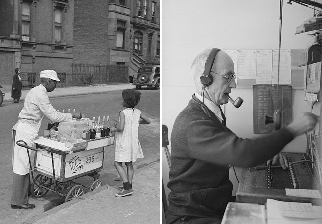 Universidade revela fotos raras do período da Grande Depressão e II Guerra Mundial
