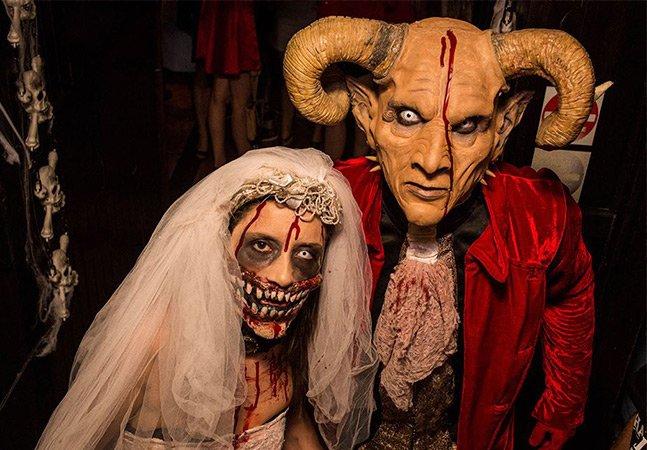 Seleção Hypeness: 15 festas para aproveitar o Halloween em São Paulo