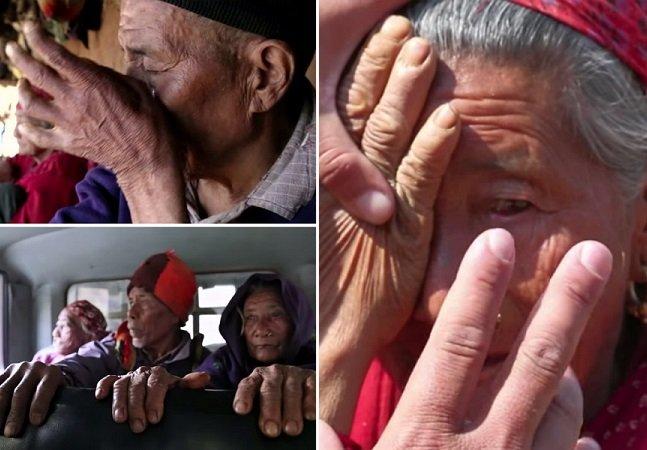 Documentário tocante revela cura que pode revolucionar o problema da cegueira em comunidades carentes