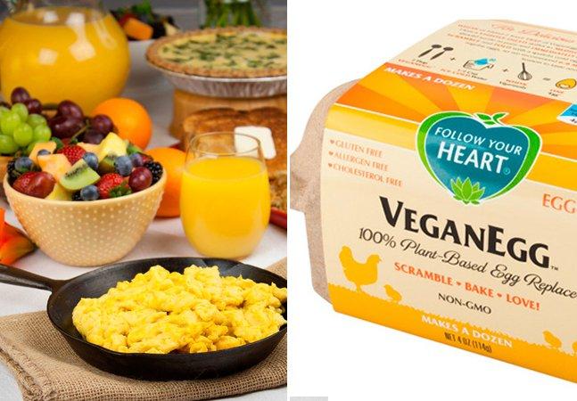 Conheça os ovos veganos que são feitos com microalgas