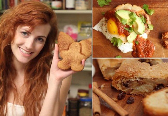 Canal ensina a fazer pratos criativos inspirados em filmes populares