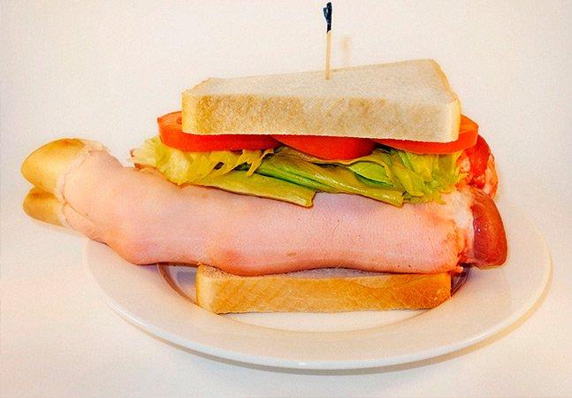 Série perturbadora mostra o que realmente estamos comendo