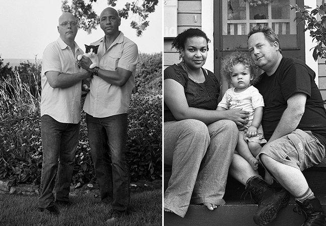 Série fotográfica impactante mostra os insultos que casais inter-étnicos ouvem no dia a dia