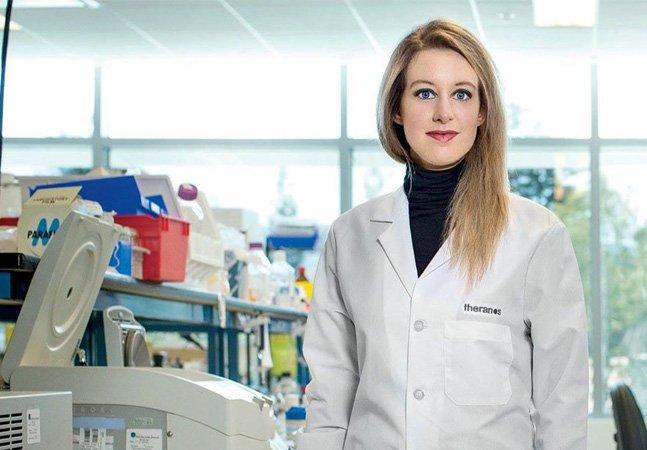 A história da jovem que tinha medo de agulhas e ficou bilionária com um sistema inovador para tirar sangue