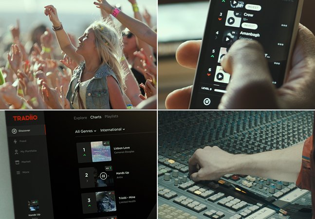 App inovador permite que você ajude a decidir quais serão as próximas bandas e artistas a fazer sucesso