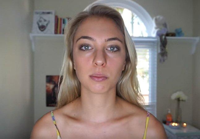 Vlogger conta em vídeo inspirador sua luta de 3 anos contra anorexia e bulimia