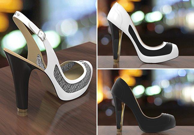 Por que este sapato inteligente pode facilitar a vida de milhares de mulheres