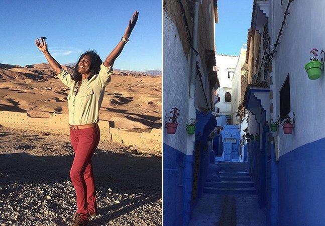 O Instagram desta jornalista brasileira vai te dar vontade de desbravar o mundo