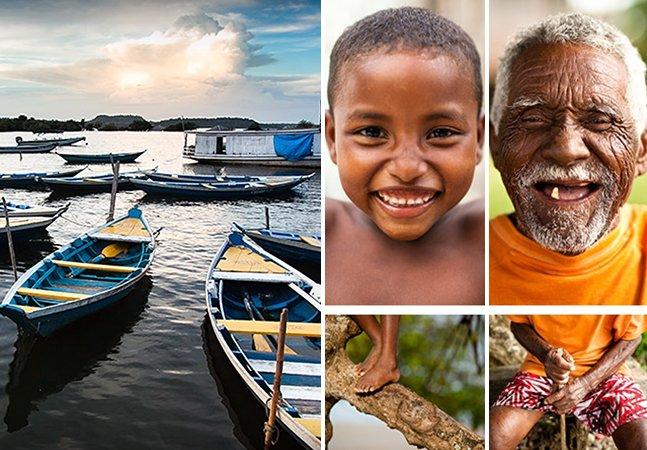 Fotógrafo viaja o Brasil em busca do significado de ser feliz