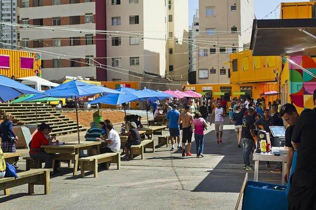 Marechal Food Park