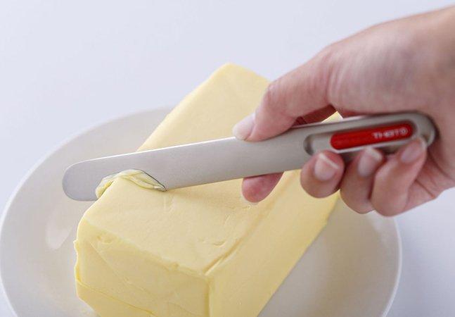 Faca inovadora promete tornar seu café da manhã muito mais simples