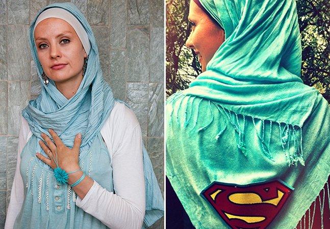 Como esta muçulmana transformou comentários de ódio em ajuda para crianças via UNICEF