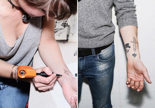 Designer cria máquina que promete democratizar a tatuagem