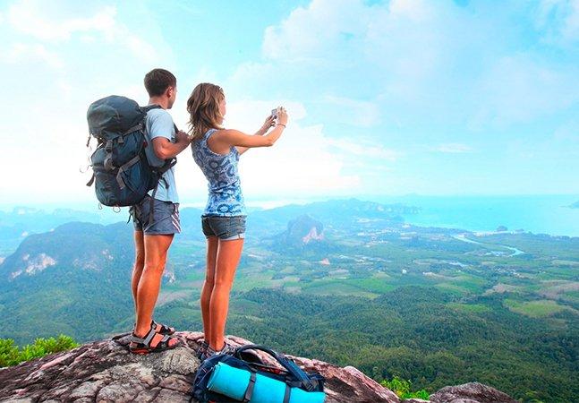 Estudo aponta 5 motivos pelos quais viajar nos faz mais felizes do que ter bens materiais