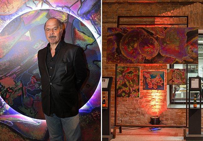 Artista transforma cerveja brasileira em incríveis obras de arte