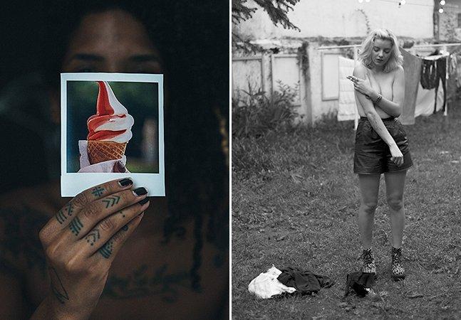 Fotógrafa brasileira cria série impactante com mulheres de verdade e sem retoques digitais