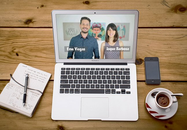 Criadores do Hypeness dão aula online gratuita sobre como criar um blog de sucesso