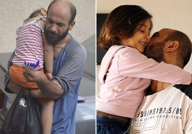 Pai refugiado que vendia canetas nas ruas abre 3 negócios e emprega outros refugiados