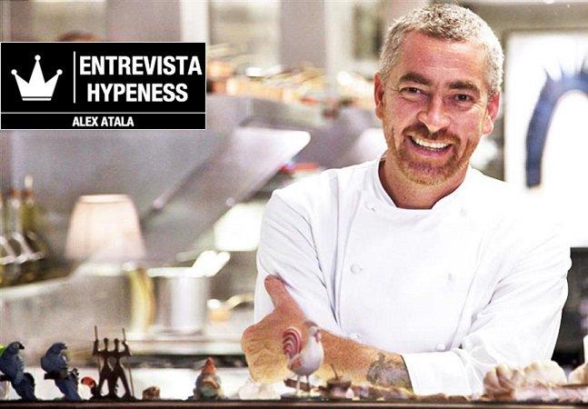 "Entrevista Hypeness: Alex Atala – ""a maior rede social do mundo é o alimento"""