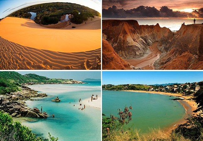 10 lugares incríveis e pouco visitados pelo Brasil para fugir da alta do dólar