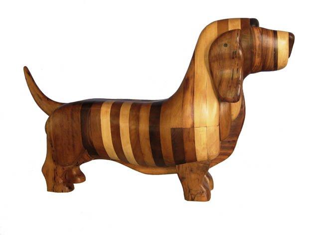 CAMALEONTE - cachorro basset_Preço R$ 2320