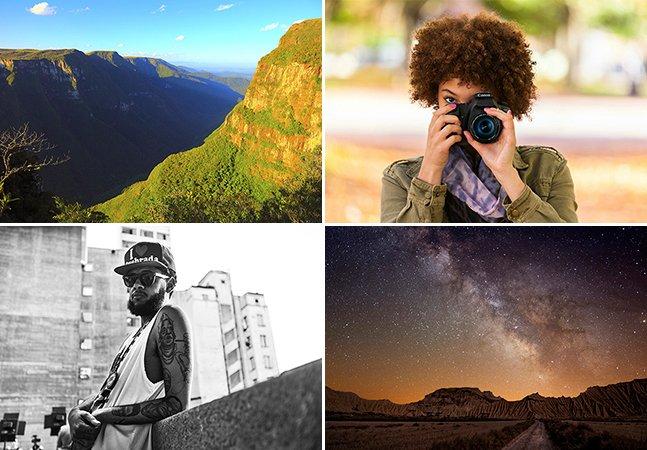 10 dicas básicas para quem quer melhorar (e inovar!) suas fotografias