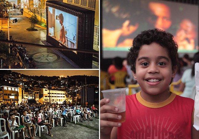 Chega de Caveirão: conheça o Cinemão, que está levando cultura pra periferia do Rio de Janeiro