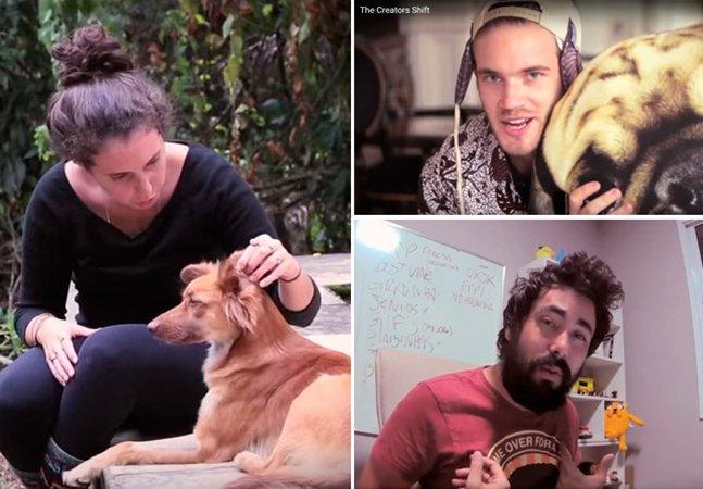 Mini documentário  destaca os talentos do conteúdo digital no Brasil