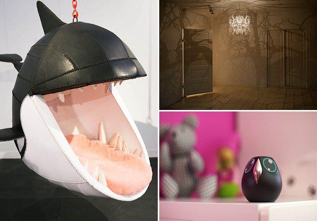 10 produtos com design incrível que você vai querer ter na sua casa