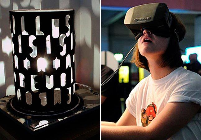 Quatro gadgets 'mágicos' que  vão bugar sua cabeça