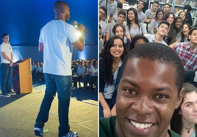 Barbeiro brasileiro realiza o sonho de viajar o mundo e incentiva pessoas a fazer o mesmo