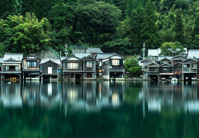 """Conheça a """"Veneza do Japão"""" antes que ela seja invadida por turistas"""