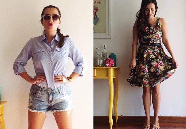 Menos é mais: blogueira brasileira se desafia a ficar um ano sem comprar roupas