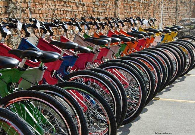 A empresa brasileira que transforma o seu lixo reciclável em incríveis bicicletas ecológicas